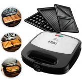 Russell-Hobbs 24540 3 In 1 Sandwich Maker, Waffle`S, Toasties, Grilled