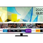 Samsung QE85Q80TATXXU Samsung Qe85q80tatxxu Q Hdr Powered By Hdr10+ Quantum - Processor 4K100% Colour - Energy rating A