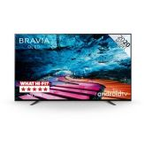Sony KD55A8BU Oled 4K Hdr TV Picture Processor X1 Ultimate And Acoustic Surface Audio