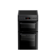Blomberg HKS951N 50Cm Double Oven Electric Cooker With Ceramic Hob - Anthracite`