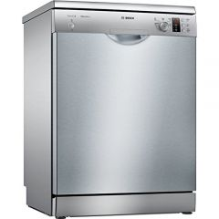 Bosch SMS25AI00G Activewater Dishwasher 60Cm Silver Inox