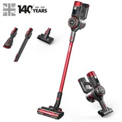 Ewbank EW3040 Airstorm1 2-In-1 Cordless Pet Stick Vacuum Cleaner, 5 Speed, Up To 35 Minute Runtime,