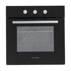 Montpellier SFCP10 OVEN 57Ltr Single Oven In Black
