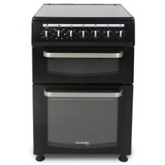 Montpellier TCC60BK Electric Cooker, With Ceramic Top, Twin Cavity, 31/ 64 Litre, A Rated