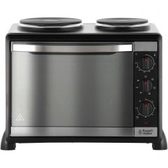 Russell-Hobbs 22780 30Ltr Table Top Oven With 2 Rings